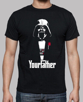 your father (the godfather & star wars)