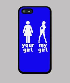Your girl VS My girl
