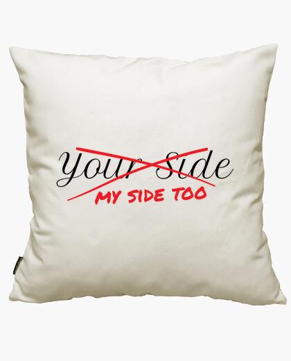 Funda cojín Your Side (My Side Too)