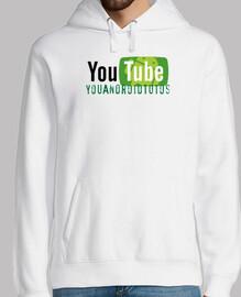 Youtube Sudadera B.