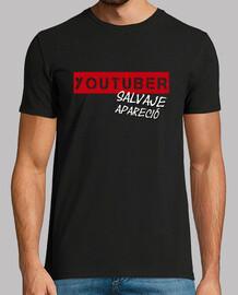 youtuber sauvage