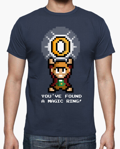 Camiseta You've Found a Magic Ring!