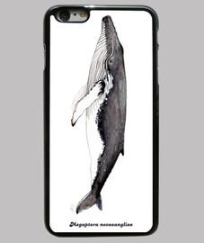 yubarta iphone baleine à bosse 6 plus cas