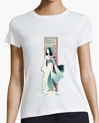 T-Shirt yuki onna