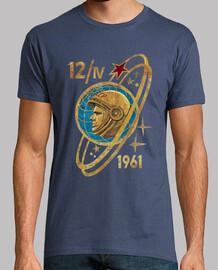 Yuri Gagarin 12 IV 1961