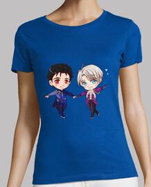 Yuri on Ice: Viktor and Yuri (Azul)