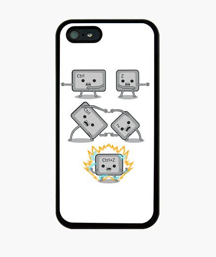Coque iPhone z fusion de la gaine de contrôle