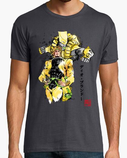 Camiseta Za Warudo