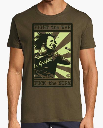 Camiseta Zack de la Rocha