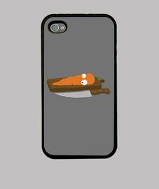 zanahoria iphone 4