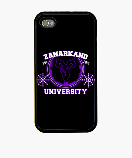 Cover iPhone zanarkand university