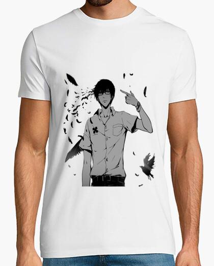 Camiseta Zankyou no terror