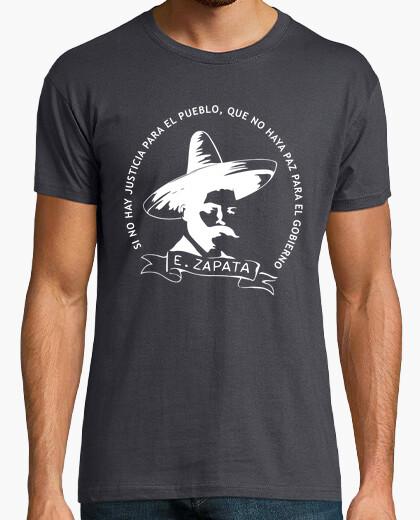 Camiseta Zapata Justicia para el pueblo