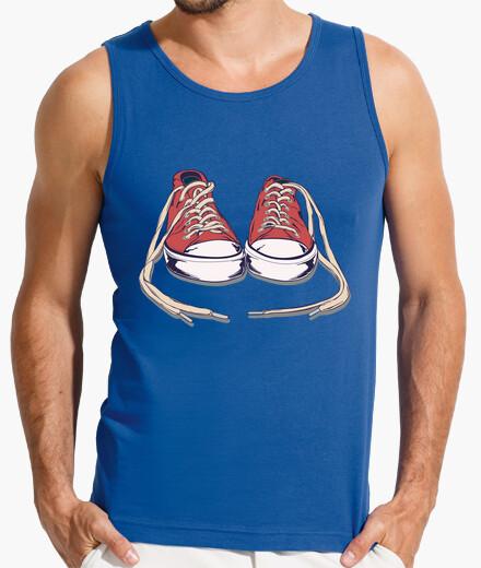 Camiseta zapatilla