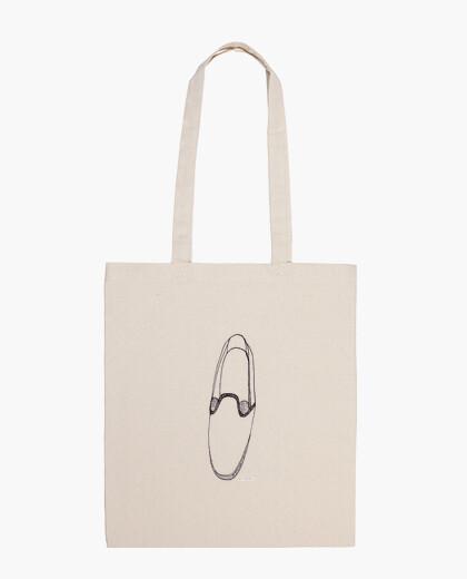 Bolsa Zapatilla Tote Bag