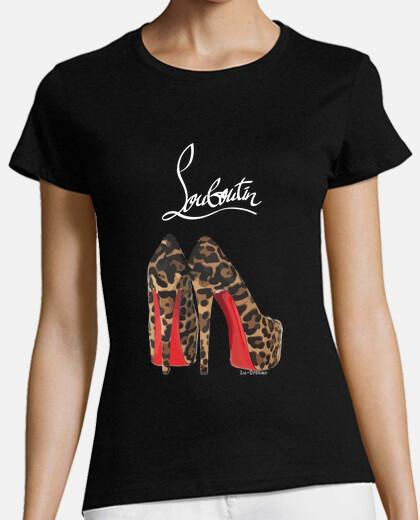 Zapatos Louboutin (Letras Blancas).