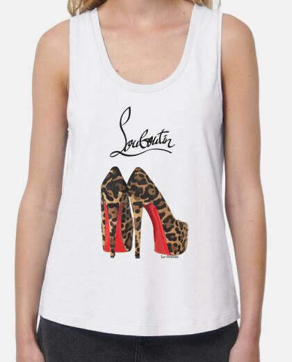 Zapatos Louboutin (Letras Negras).