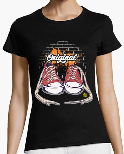 Camiseta zapatos originales