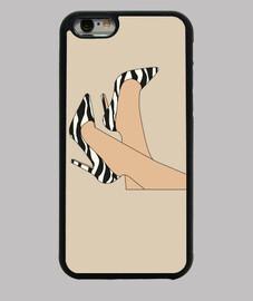 zapatos zebra