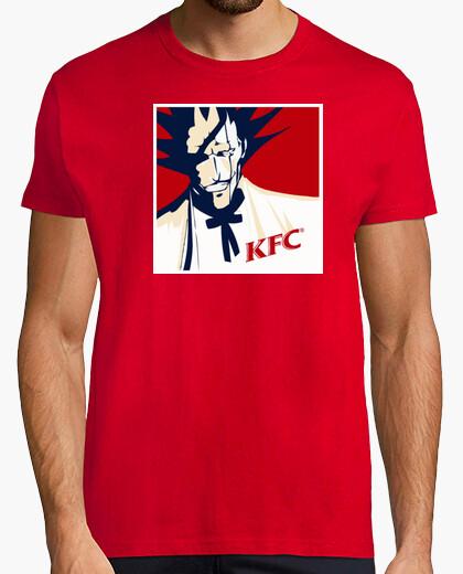 Camiseta Zaraki Kenpachi KFC