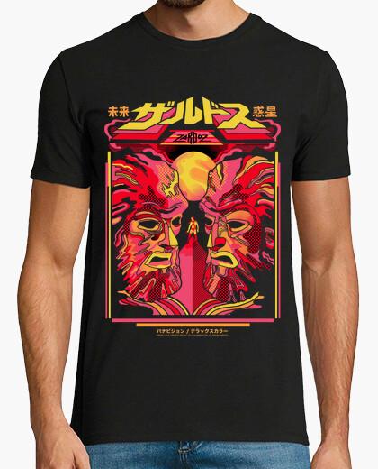 Camiseta Zardoz (1974) Japan