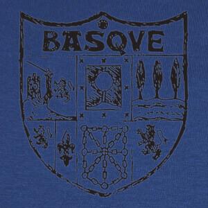 Camisetas Zazpiak bat Basque negro