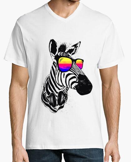 Tee-shirt zebra fraîche