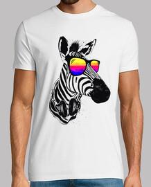 zebra fresco