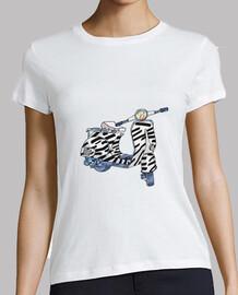 Zebra Vespa