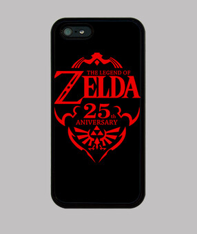 zelda 25th aniversary iphone5 case