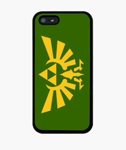 Coque iPhone zelda triforce