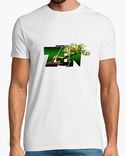 Tee-shirt Zen