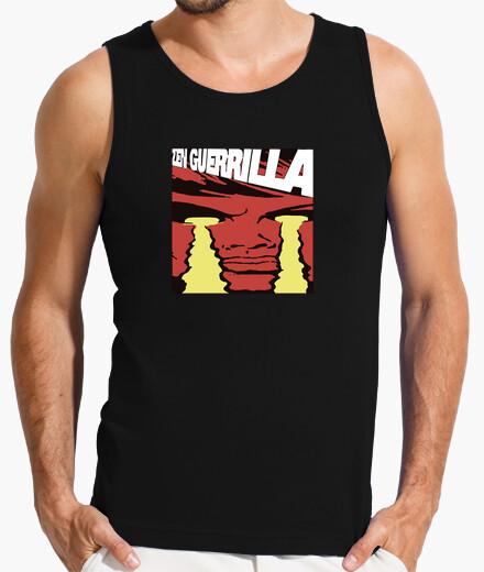 Zen guerrilla mob rules t-shirt