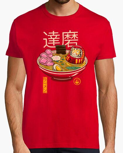 Camiseta zen ramen camisa para hombre