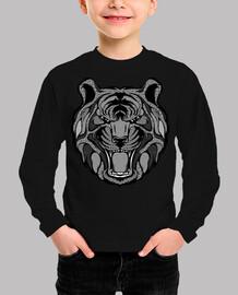 zentangle tigre
