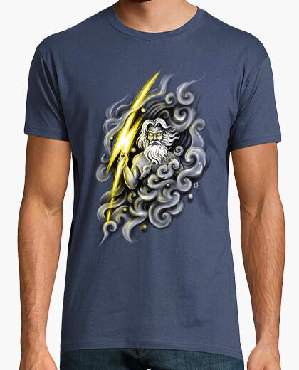 Camiseta zeus