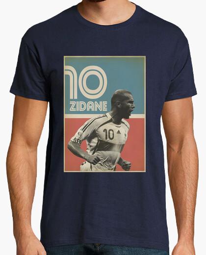 Camiseta Zidane Vintage