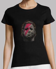 ziggy slasher camiseta para mujer