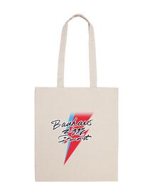 Ziggy Stardust lightning bolt bag
