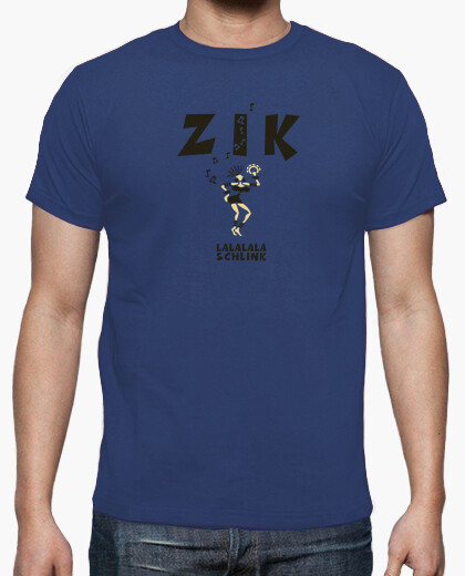 Tee-shirt Zik Chant army by Stef