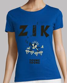 zik keyboard army por stef