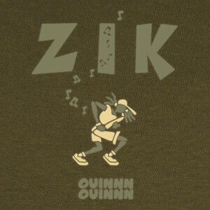 Tee-shirts ZikSaxoArmyClair by Stef