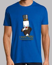 zio hatty ha bisogno di voi per l'uomo