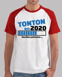 zio nel 2020 per favore aspetta