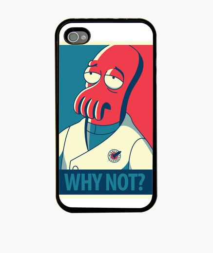 Funda iPhone Zoiberg Why Not
