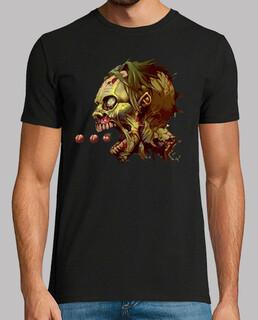 Zombie  camisetas friki