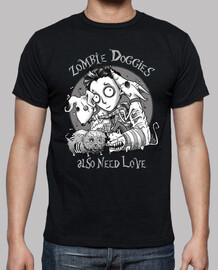 Zombie Doggies Also Need Love