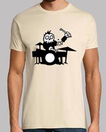 zombie drum