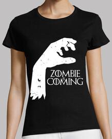 zombie è coming