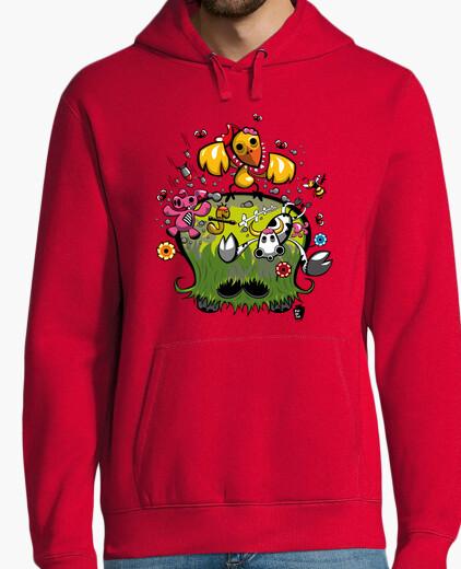 Zombie farm vs bad bugs hoody